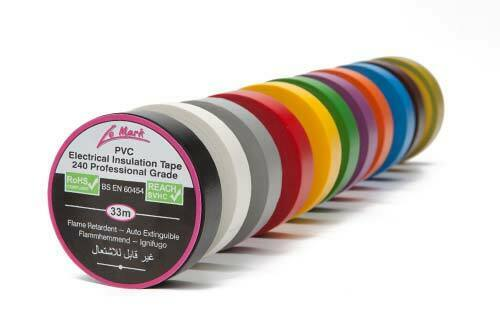 PVC Electrical Insulation Tape (33m)